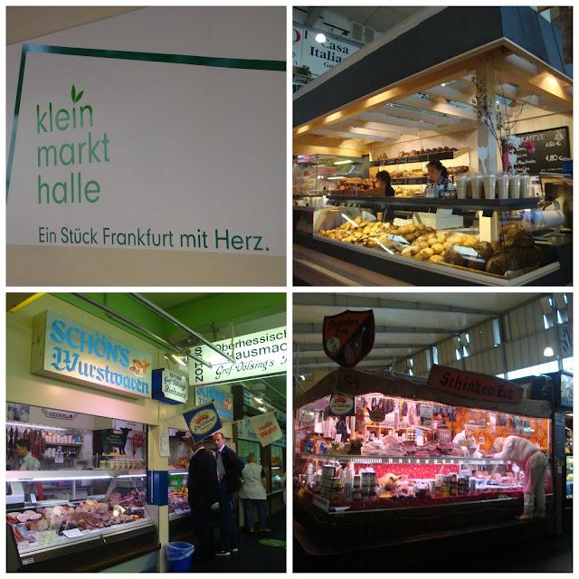 Kleinmarkhalle, Frankfurt