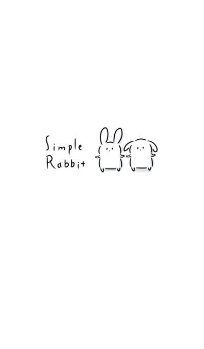 Rabbit simple.