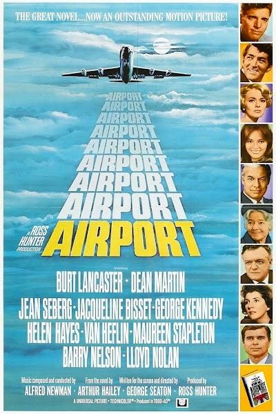 Airport (1970) BluRay 480p & 720p