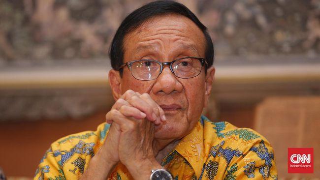 Akbar Tandjung Nilai Wajar Gerakan #2019 Ganti Presiden