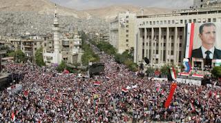 Bashar Al Asad Asyi'i Adalah Sosok Dibalik Kekerasan Sistematis Terhadap Rakyatnya Sendiri