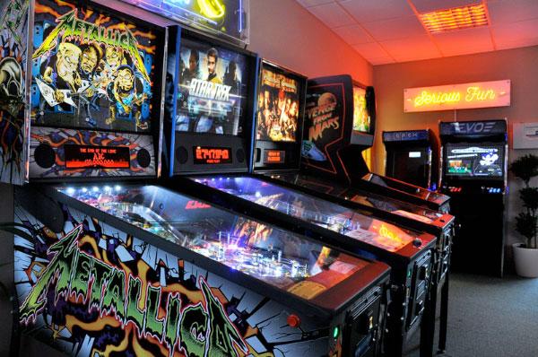 How are Pinball machines made?