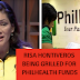 Hontiveros Now In Hotseat Because Of The Alleged Usage Of Philhealth Funds During Campaign