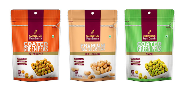 Enjoy the Republic Day weekend with Tri Color nuts