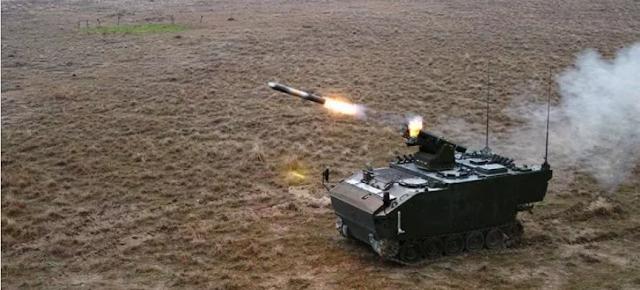 صائد الدبابات النمر تستعد تركيا للكشف عنه خلال معرض الصناعات الدفاعية