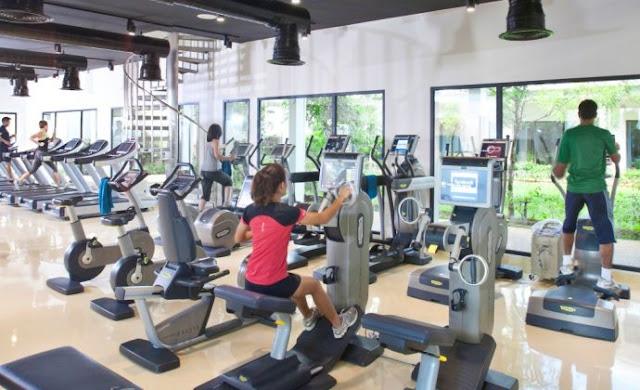 Bisnis Gym
