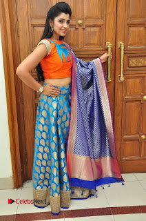 Anchor Syamala Pictures at Chiranjeevi Birthday 2016 Celebrations  0092.JPG