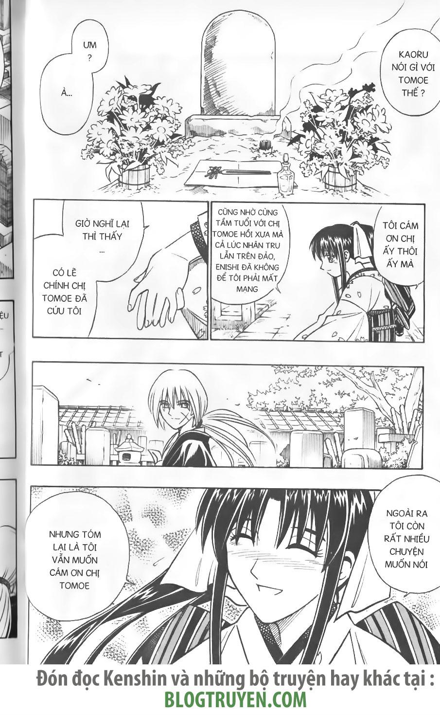 Rurouni Kenshin chap 251 trang 10