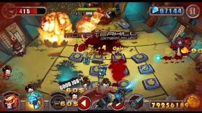 Download Zombie Evil Apk Unlimited Money