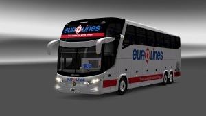 EuroLines G7 1600LD skin by Jefferson Henrique