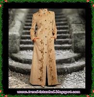 Selam Giyim 2012 Tesettür Pardesü ve Manto Modelleri