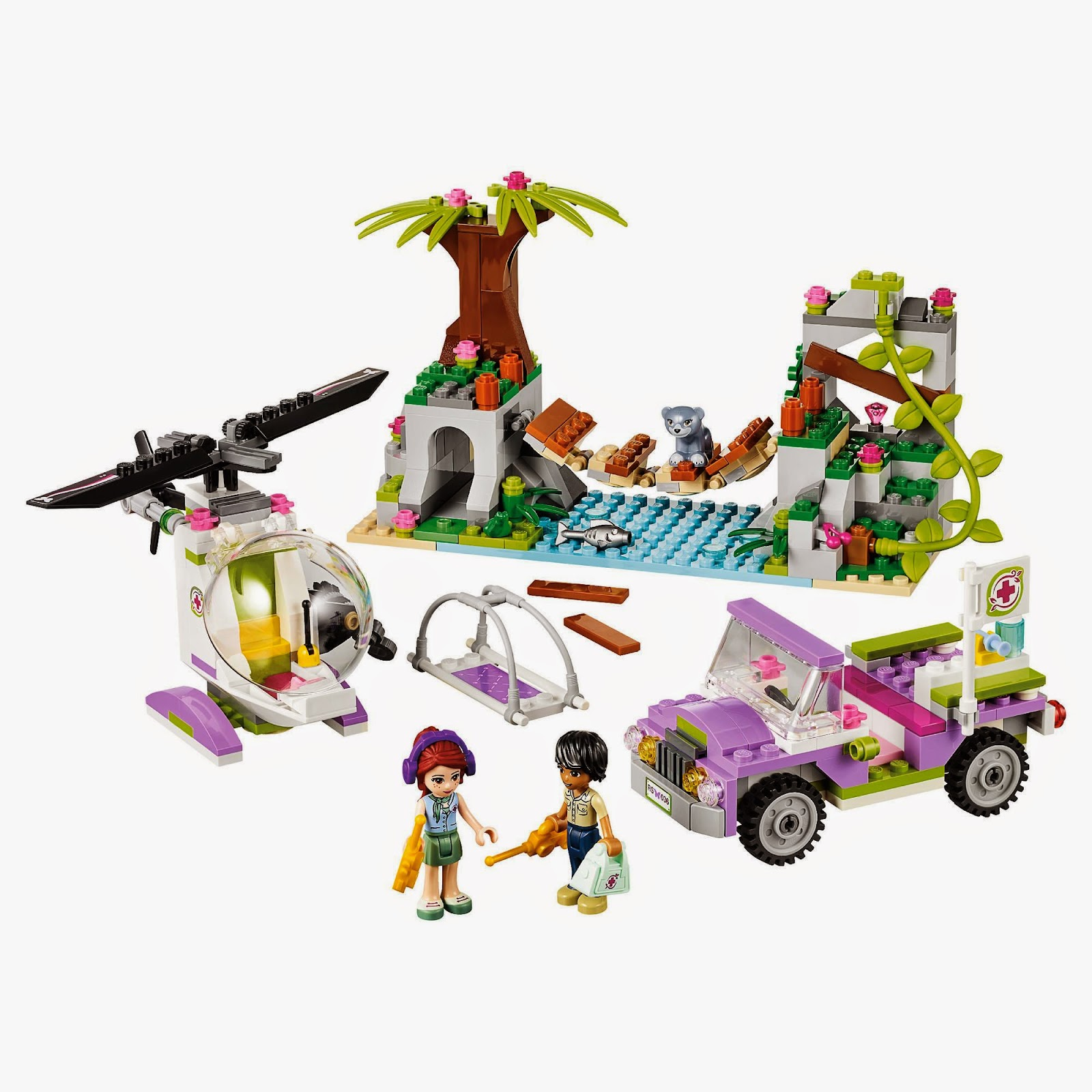 Lego Friends Inspire Girls Globally 2015 2014 Lego