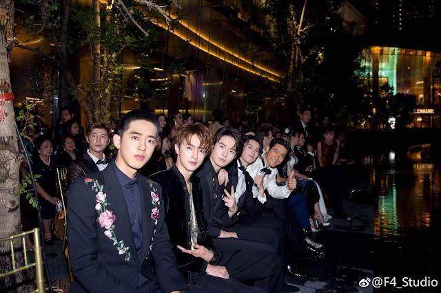 F4 Super Junior Choi Siwon ZE:A Kim Dong-jun