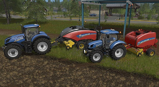 DTG Reviews: Farming Simulator 17: best mods / install old