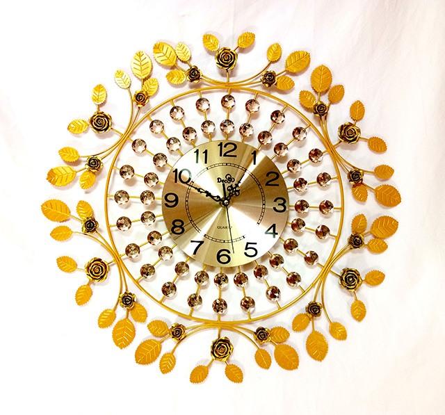 Đồng hồ trang trí treo tường Deco V06