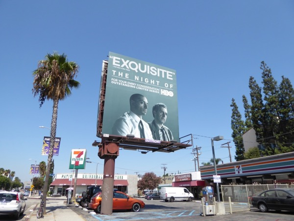 Exquisite Night Of Emmy nom billboard