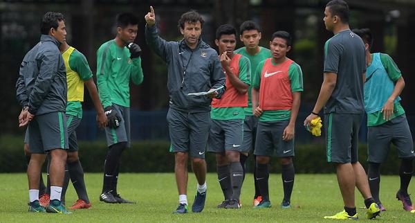 Klub Liga 1 Ini Siap Jajal Timnas Indonesia