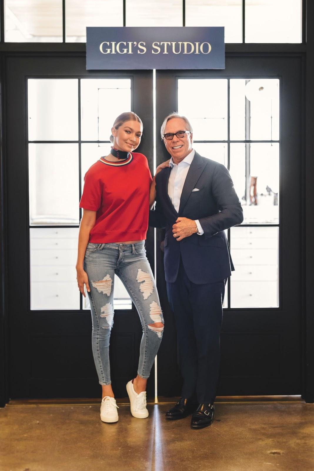 Eniwhere Fashion - News on Fashion - Gigi Hadid