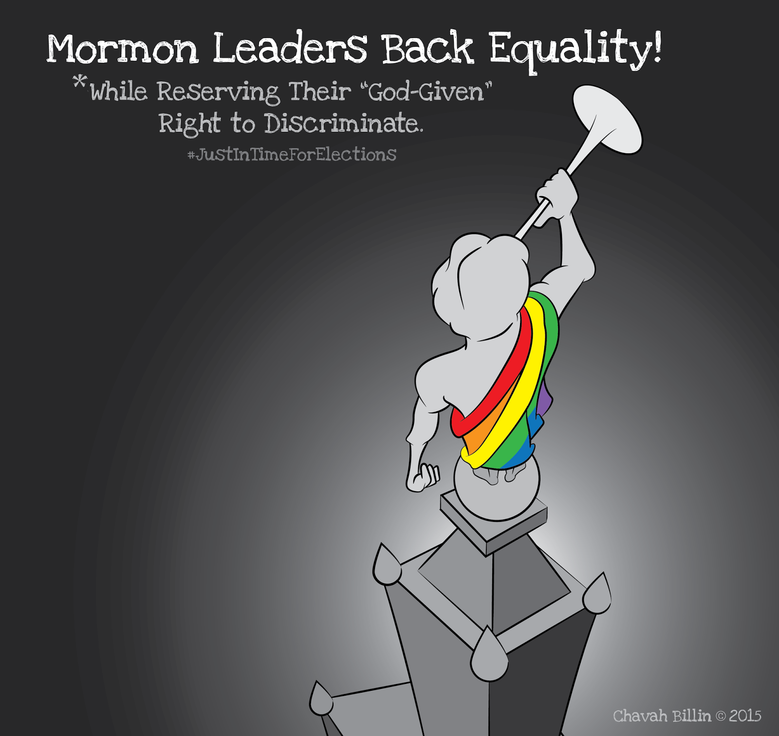 Mormon Leaders Back Equality - Still Discriminate