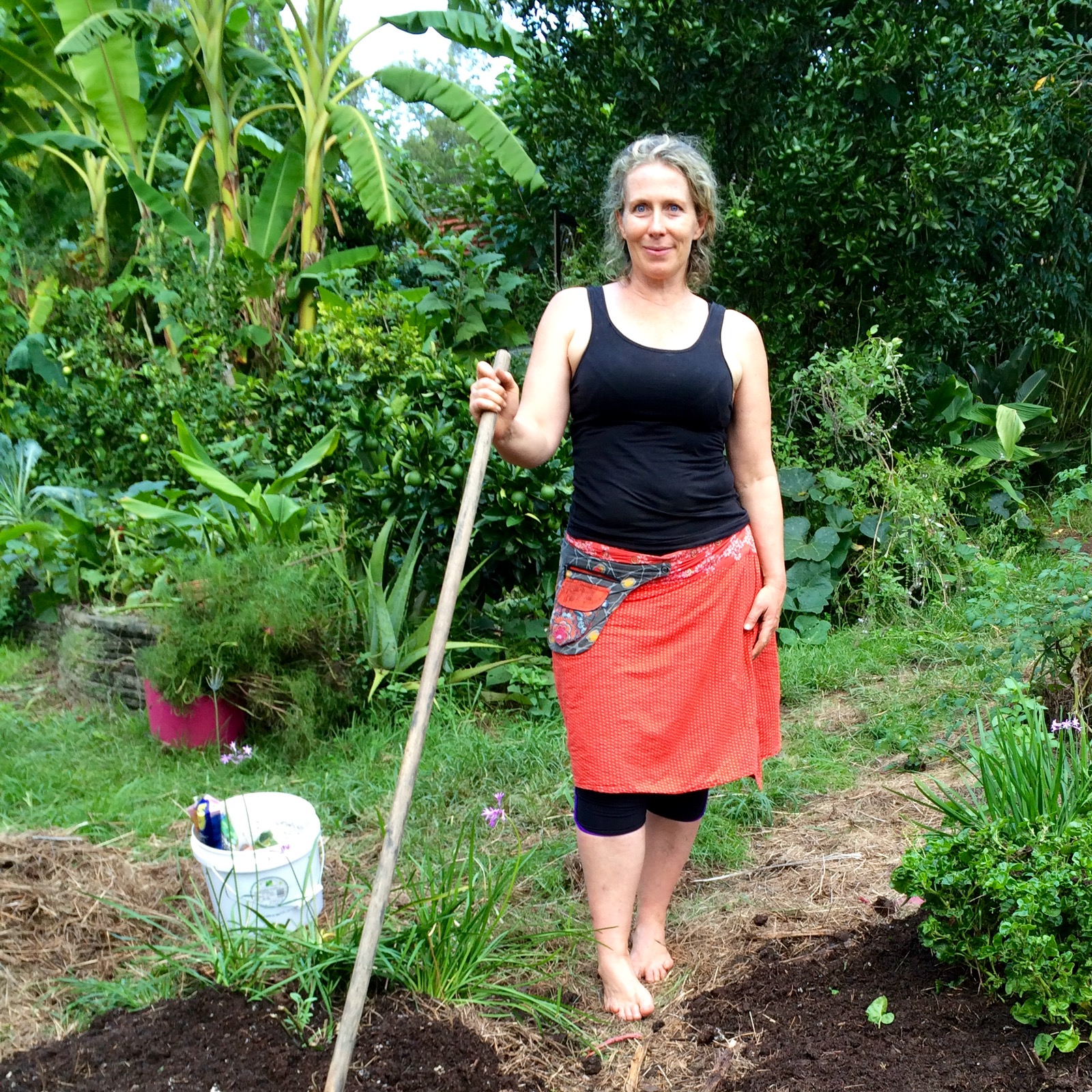Our Permaculture Life