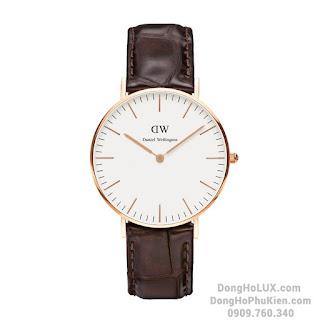Đồng hồ Daniel Wellington Classic York 36mm 0510DW chính hãng