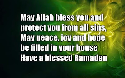 Ramadan Mubarak wishes For Massages: may Allah bless you and protect you from all sins,