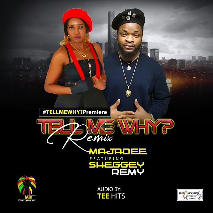 DOWNLOAD MP3: Majadee – Tell Me Why (Remix) Ft. Sheggey Remy
