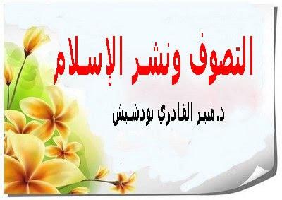 التصوف ونشر الإسلام