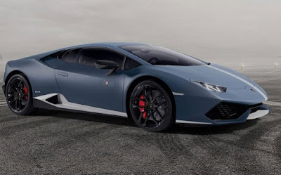 2016 Lamborghini Huracan Avio side view HD Images