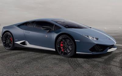 2016 Lamborghini Huracan Avio side view HD Images