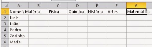 Apostila de Excel para download