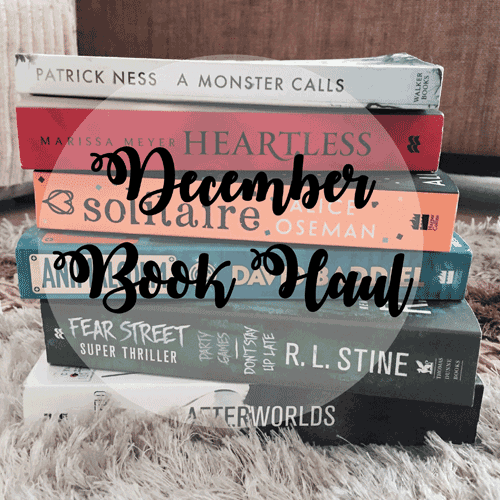 December Awesome Book Haul