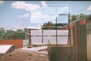 Double exposure - Holga 135BC