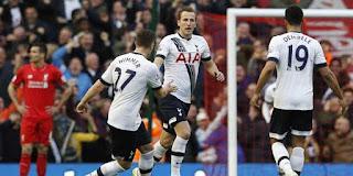 Liverpool dan Tottenham Berbagi Angka