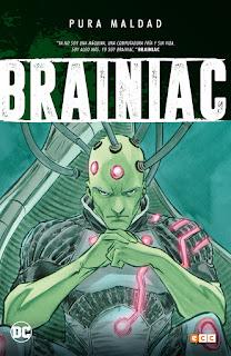 Pura maldad Brainiac