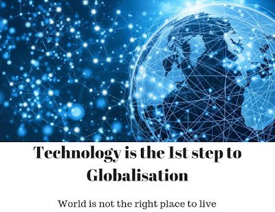Technology - A Hidden Globalisation - This is why america is falling