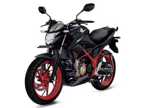 All New Honda CB150R Streetfire Special Edition