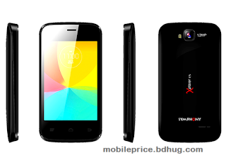 Symphony Xplorer E5 Feature, Specification, Price In Bangladesh