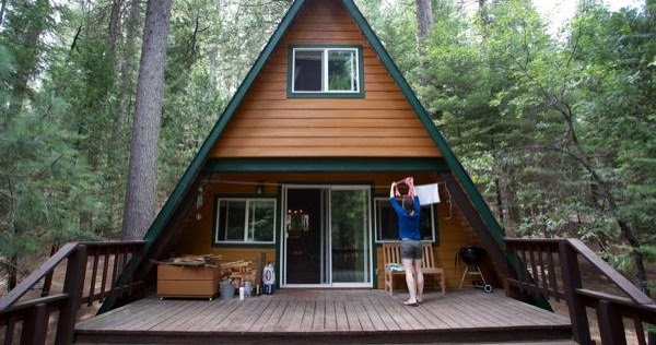 how to build an a frame cabin healthyliving us