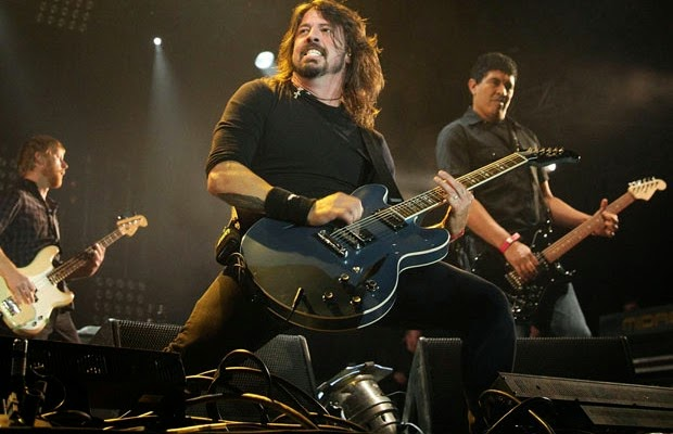 foo fighters no brasil 2015