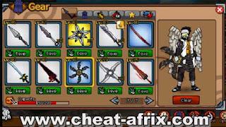 Cheat Share TP ( 2013 )   Clan Reward   Amaterasu