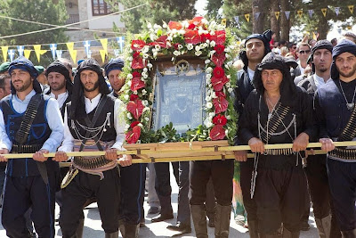 Δεκαπενταύγουστος σε όλη την Ελλάδα - Ξεχωρίζει η Παναγία Σουμελά στο Βέρμιο