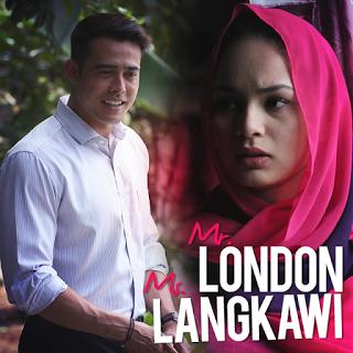 Episode Terbaru Drama Mr London Ms Langkawi