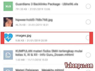ganti ekstensi gambar di hp tanpa aplikasi