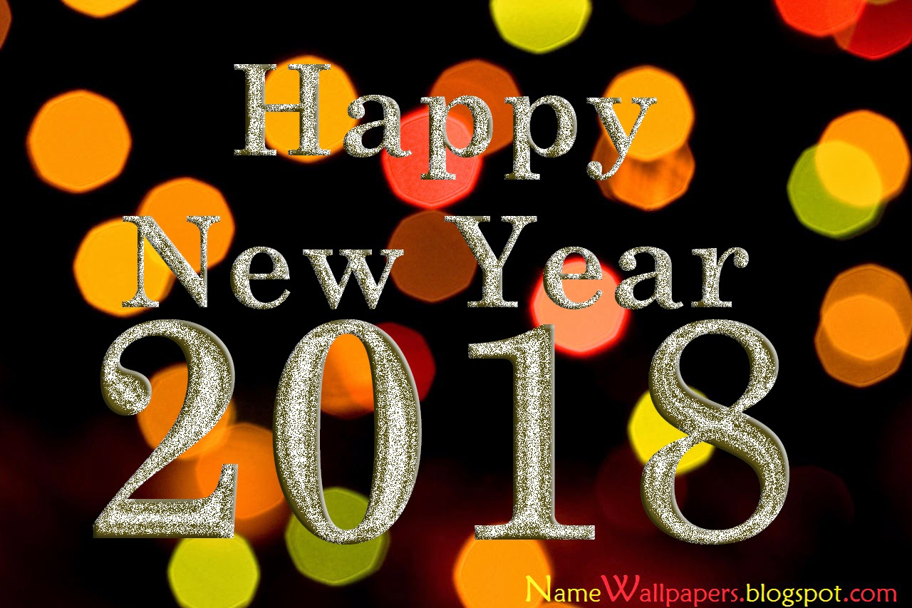 Download free Hd Wallpapers Happy New Year 2018