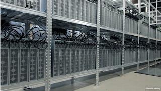 صوره لأجهزة تعدين البتكوين  - اجهزة تعدين البيتكوين