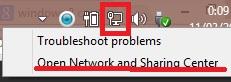 Cara Share Internet via Wi-Fi di Windows 8