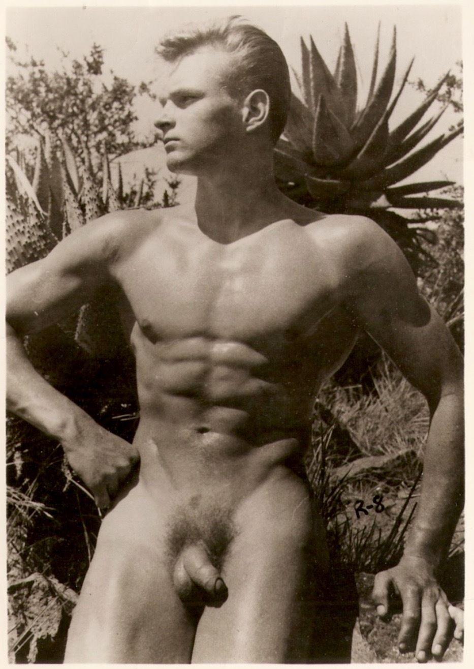 Vintage Male Photo 16