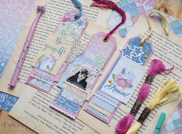 закладки для книг для девочки подростка, подарок для ребенка, своими руками закладки для книг
