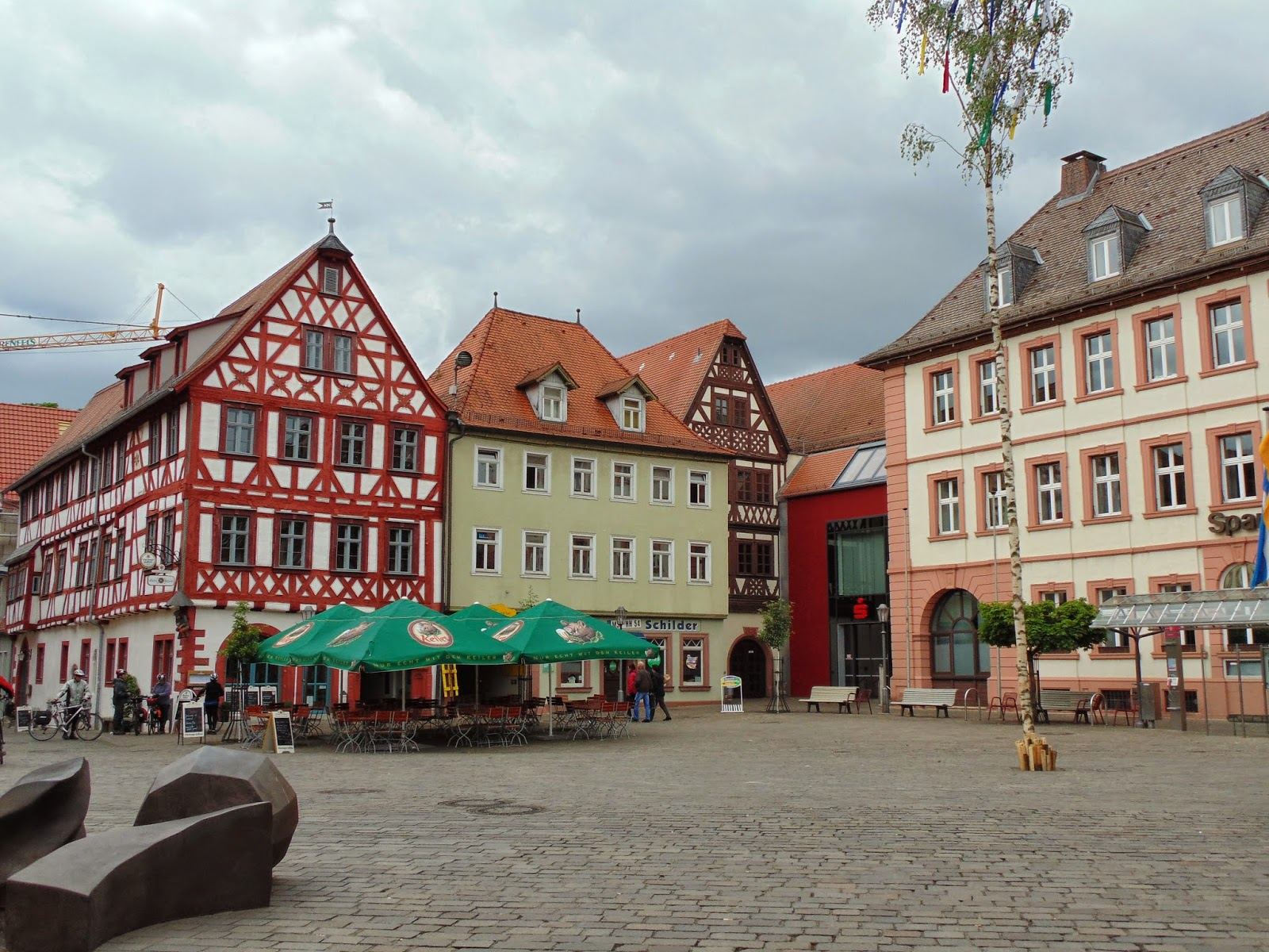 trip to karlstadt germany life in luxembourg. Black Bedroom Furniture Sets. Home Design Ideas